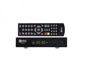 Set top box EMOS EM180 HEVC H265