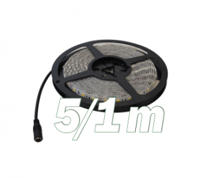 LED-SZ-72-CW 30led pás 7,2W 6000K IP20